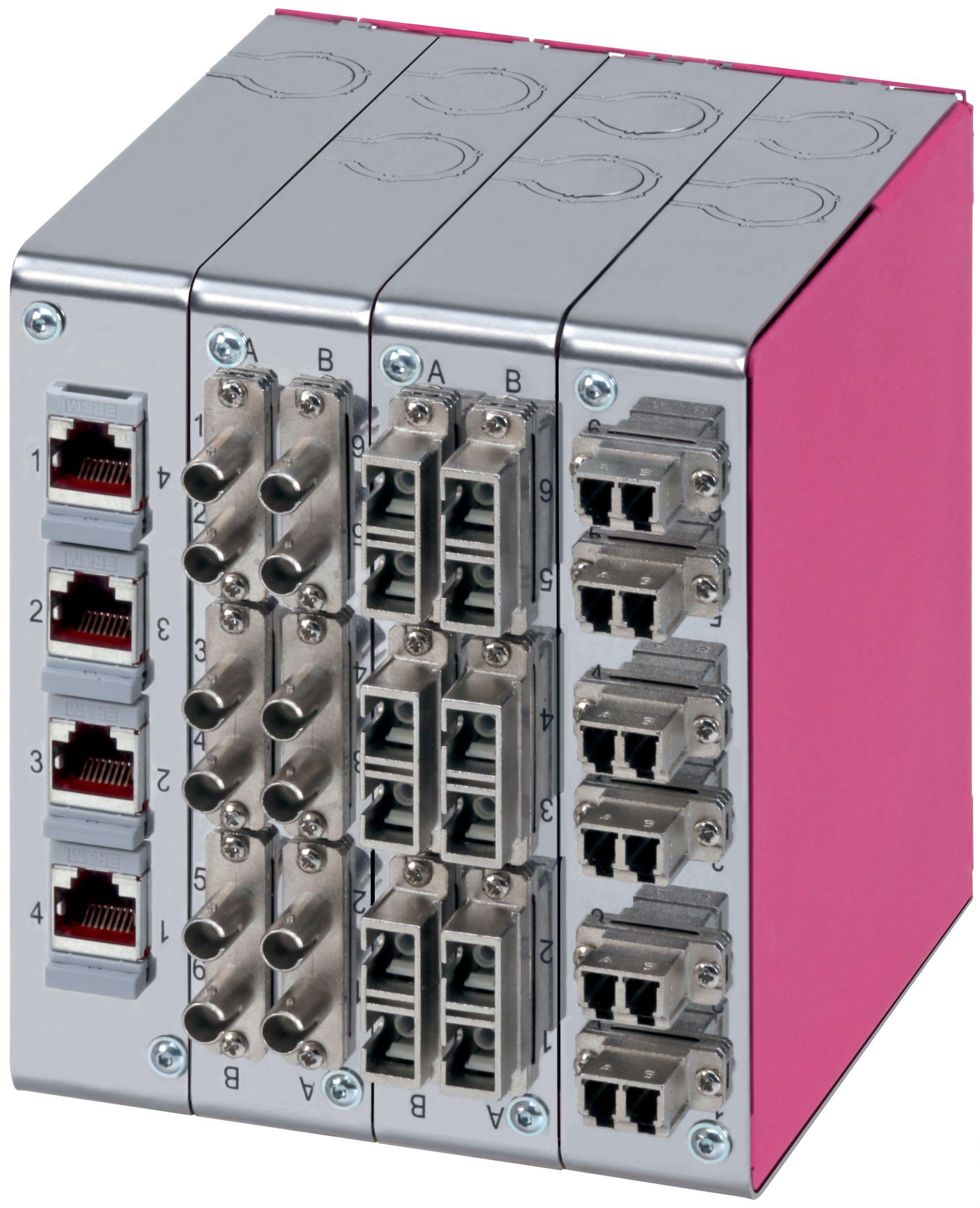 Flexible Anbindung von Netzkomponenten