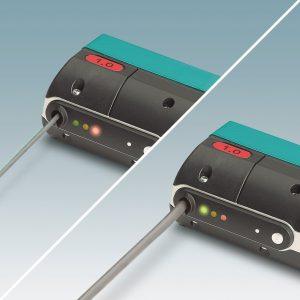Automatikfunktion: Qualitativ hochwertige Vercrimpungen erfolgen oberhalb der Normanforderung mit Querschnittüberwachung. (Bild: Phoenix Contact Deutschland GmbH)