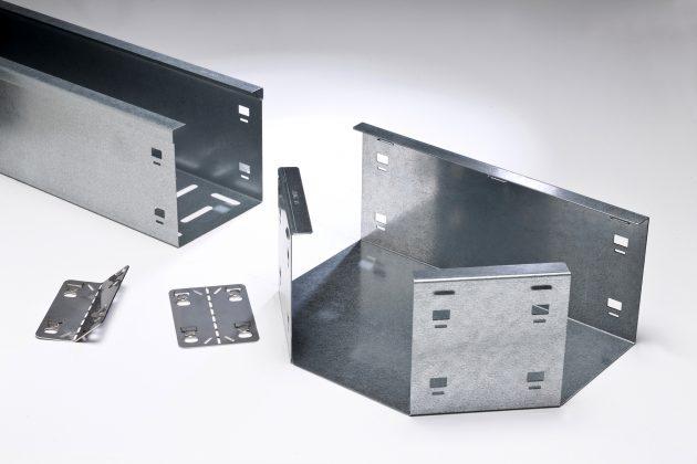 Der Variox-Kabelkanal ist eine flexible Installationslösung für alle Standardanwendungen im Maschinen- und Anlagenbau sowie Robotik und Automation. (Bild: Pflitsch GmbH & Co. KG)