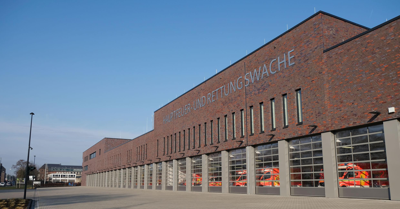 Energietechnik für Neubau der Hauptfeuerwache