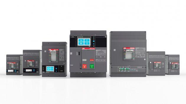Die Baureihe Tmax XT eignet sich für Anwendungen von 160 bis 1.600A und zeichnet sich durch sehr gutes Ausschaltvermögen für alle Spannungen und Anwendungen aus. (Bild: ABB Stotz-Kontakt GmbH)