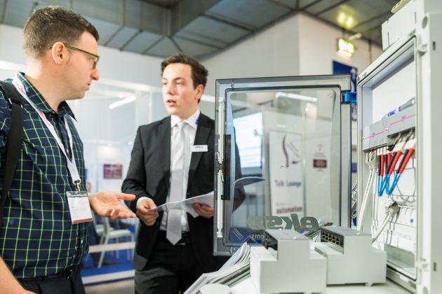 Rund 30% der diesjährigen Aussteller der all about automation in Essen beschäftigen sich mit dem Thema Schaltanlagenbau. (Bild: untitled exhibitions GmbH)