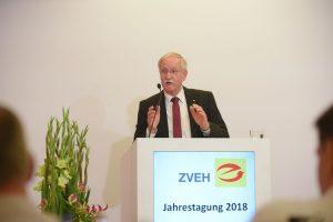 ZVEH-Jahrestagung 2018: Digitalisierung und Weiterentwicklung der E-Marke im Fokus