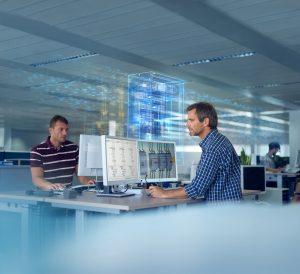Die dreidimensionale Schaltschrankplanung hat viele Vorteile, die letztendlich in der automatisierten Auswahl und digitalen Prüfung münden, was Zeit und Kosten spart. (Bild: Siemens AG)