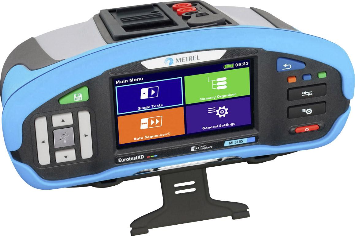 ISO-kalibrierte VDE-Prüfgeräte-Sets zur Anlagenwartung