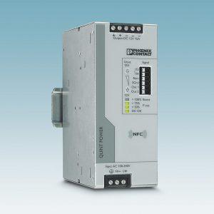 Die neuen Modelle von Phoenix Contact umfassen 12V- und 48V-Geräte. (Bild: Phoenix Contact GmbH & Co. KG)