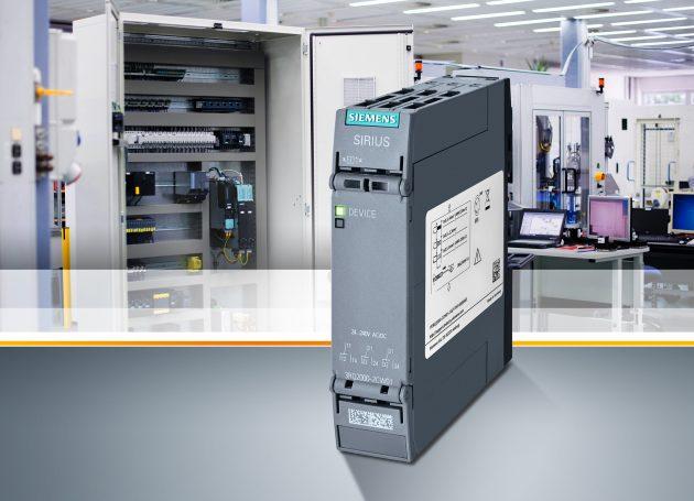 Mit Sirius 3RQ2 bringt Siemens eine Reihe universell einsetzbarer Koppelrelais mit geringer Einbautiefe auf den Markt. (Bild: Siemens AG)
