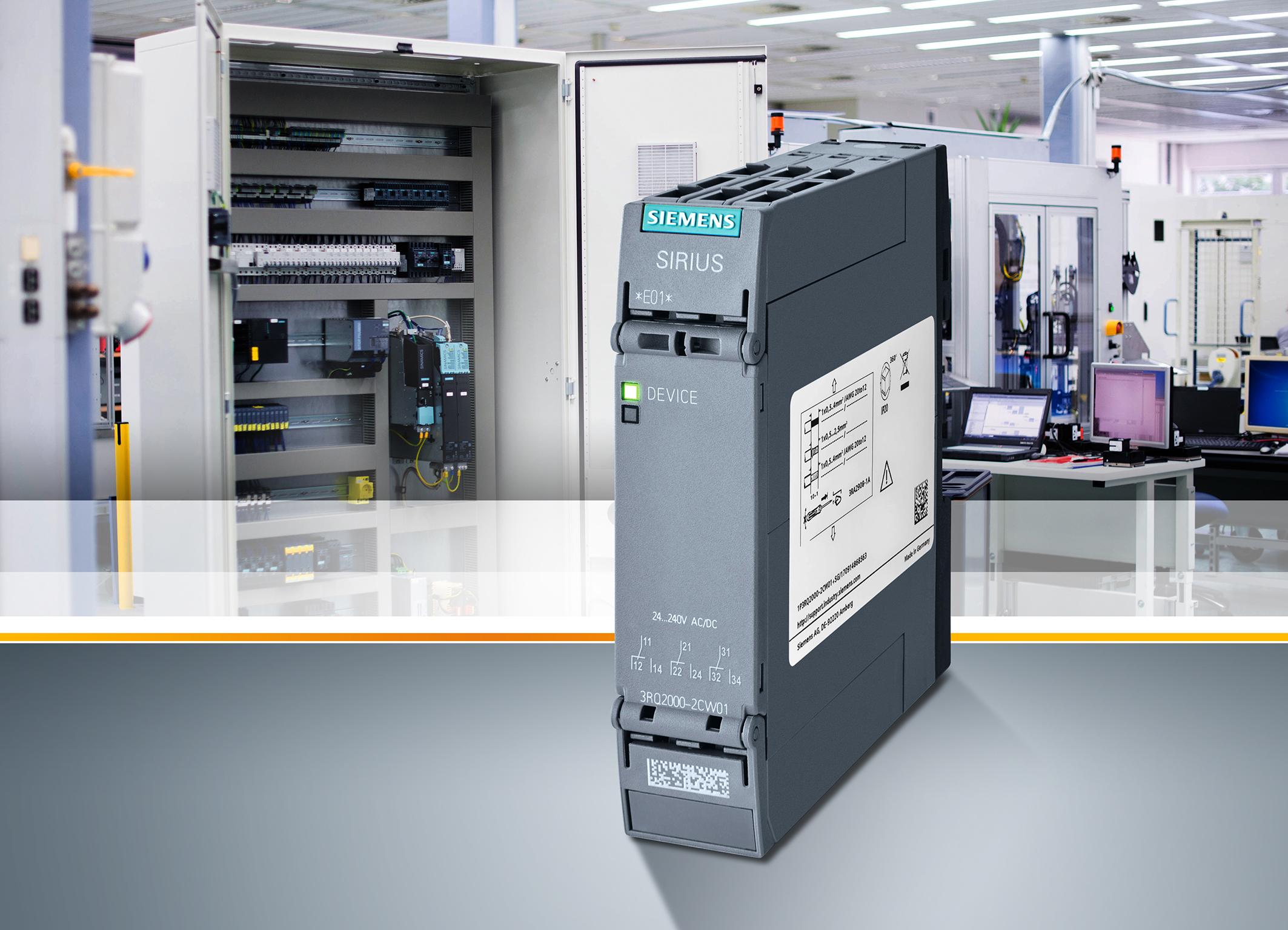 Universelle Koppelrelais mit komfortabler Anschlusstechnik