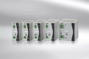 Eco-Rail-2 ist ein zuverlässiges, flexibles und wirtschaftliches Netzgerät mit Basisfunktionalität. (Bild: Murrelektronik GmbH)