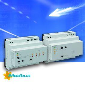 Durch die Modbus RTU Schnittstelle kann das Isolationsfehlersuchsystem schnell in bestehende Netzwerkstrukturen eingebunden werden. (Bild: E. Dold & Söhne KG)