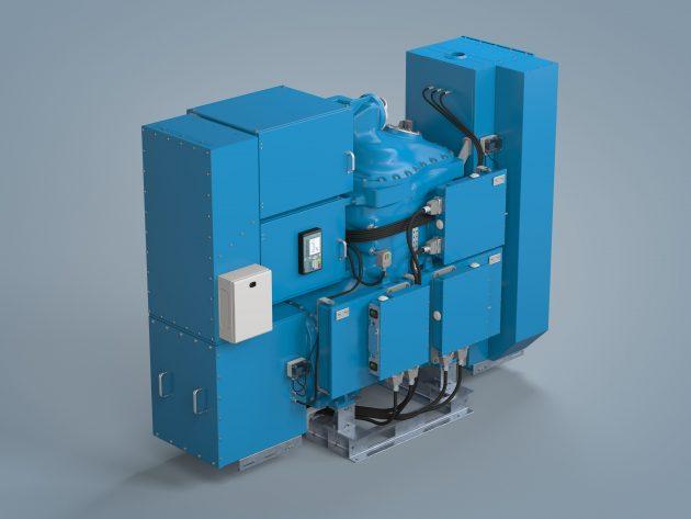 Mit dem neuen blue GIS-Portfolio beantwortet Siemens die Marktanforderungen von Kunden, die in ihren Netzen die bewährten Eigenschaften von GIS-Anlagen nutzen und gleichzeitig natürliche Isoliermedien einsetzen wollen. Siemens arbeitet beim blue GIS-Portf (Bild: Siemens AG)