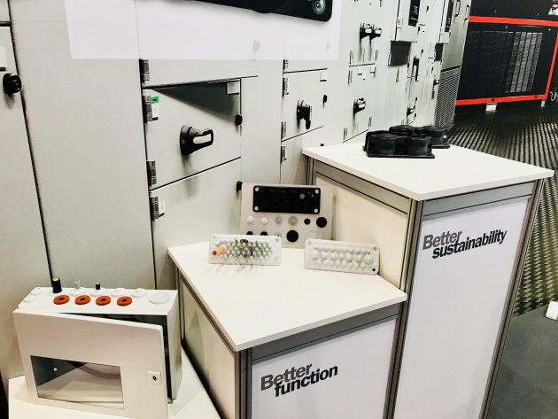Die Lösungen zur Kabeleinführung von Trelleborg beinhalten Multigates, Splitting Multigates sowie Singlegates. (Bild: Trelleborg Industrial Products)
