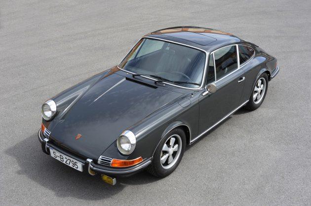 Konzentration aufs Wesentliche: Early 911s restauriert ausschließlich seltene Porsche 911-Modelle, die mindestens 30 Jahre alt sind. (Bild: Early 911s E.K.)