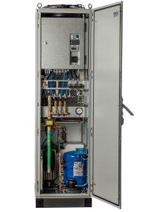 Der Seifert-Rückkühler RC 2044 mit 7,5kW Nutzkühlleistung und fünf Wasserkreisläufen (Bild: Seifert Systems GmbH)