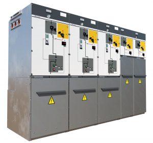 Ormazabal hat das Schaltanlagenprogramm erweitert. Die Produktneuheit cgm.800 ist die logische Weiterentwicklung der Produktlinie cgm und stellt eine wirtschaftliche Alternative zu kostenintensiven und überdimensionierten Primärschaltanlagen dar. (Bild: Ormazabal GmbH)