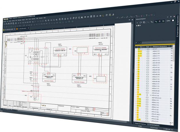 Fachgewerkeübergreifendes Arbeiten ermöglicht die Suite X von WSCAD. (Bild: WSCAD GmbH)