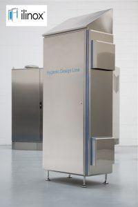 Die Edelstahlgehäuse der Hygienic-Line lassen sich leicht und schnell reinigen, wozu die hohe Schutzklasse IP66 beiträgt. (Bild: Falk GmbH Technical Systems)