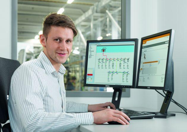 Mit der Weidmüller Software M-Print Pro eCAD lassen sich Konstruktionsdaten effizient und prozessübergreifend nutzen. (Bild: Weidmüller GmbH & Co. KG)