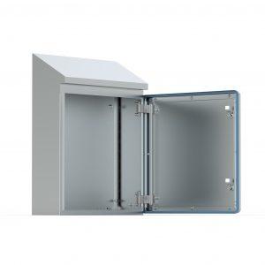 Innenansicht der neuen Produktreihe HDW im Hygienic Design (Bild: Eldon GmbH)