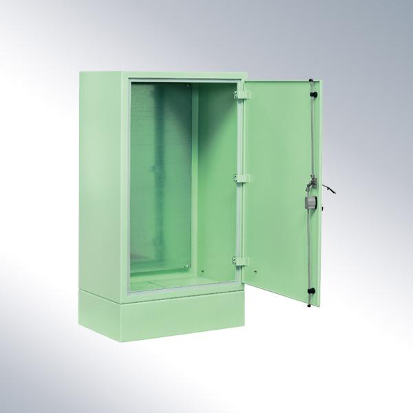 Mit den neuen Schränken möchte Häwa das Risiko eines Schadens für die darin untergebrachten Komponenten auf ein Minimum reduzieren. (Bild: Häwa GmbH)