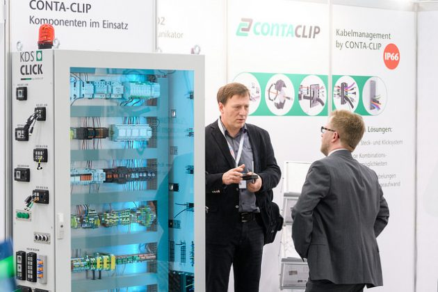 Der Schaltanlagen- und Schaltschrankbau ist auch auf der All About Automation Hamburg 2019 ein Schwerpunktthema. (Bild: Untitled Exhibitions GmbH)