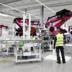 Hightech hält Einzug ins Rittal Werk in Haiger