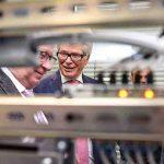 Erste Lernfabrik 4.0 in Hessen gestartet