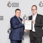 Weidmüller gewinnt German Design Award 2019