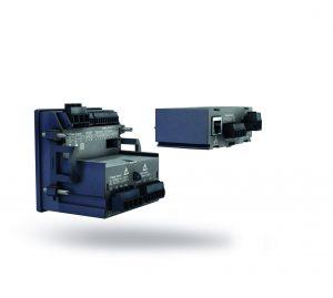 UMG 96-PA Grundgerät mit RCMModul und integriertem Ethernet-Anschluss (Bild: Janitza Electronics GmbH)