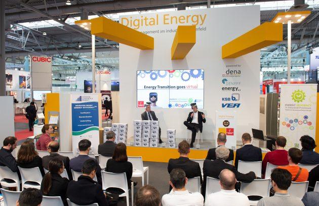 Im Rahmen der Integrated Energy finden in Hannover vom 1. bis 5. April in zahlreichen Foren rund 500 Events statt. (Bild: Deutsche Messe AG)