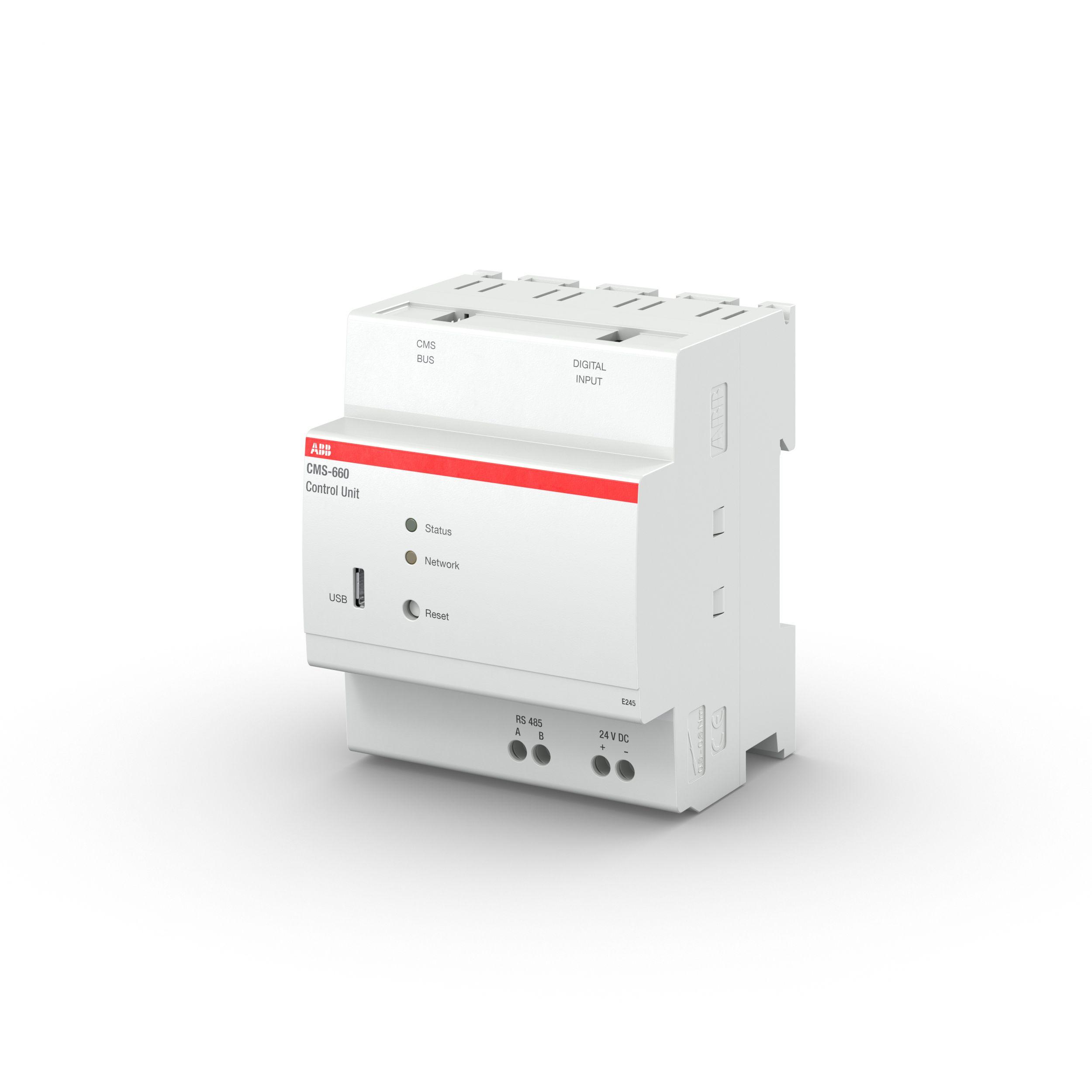 Das CMS-660 Stromüberwachungssystem bietet eine Strangüberwachung für Photovoltaikanwendungen. (Bild: ABB Stotz-Kontakt GmbH)