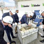 Binder baut neues Stammwerk in Neckarsulm