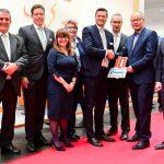 Conrad Electronic und Weidmüller feiern zehn Jahre Distributions-Partnerschaft
