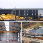 Seifert feiert Richtfest für neue Chiller-Produktionsstätte