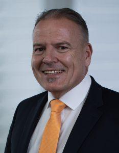 Oliver Schleicher ist neuer Vertriebsleiter für die DACH-Region bei Weidmüller (Bild: Weidmüller Interface GmbH & Co. KG)