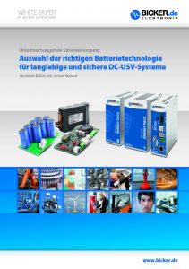 (Bild: Bicker Elektronik GmbH)