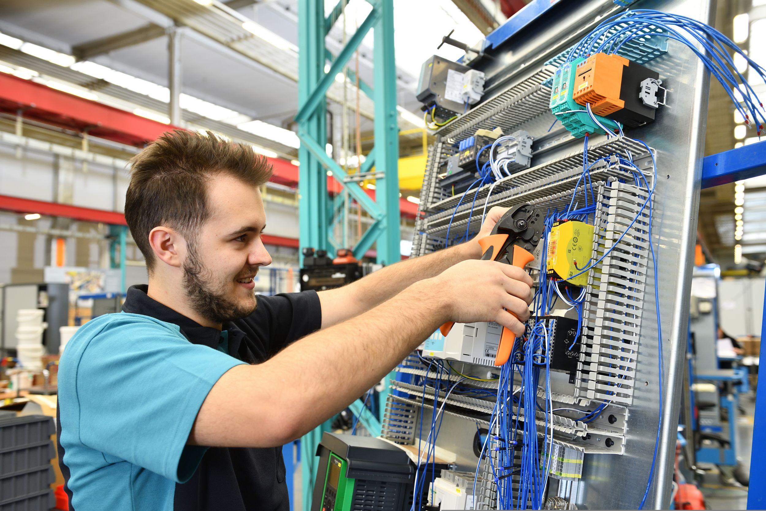 Die Bühler Group ist ein Schweizer Maschinenbauer, der sich auf Lösungen für die Lebensmittelindustrie spezialisiert hat. (Bild: Weidmüller GmbH & Co. KG)