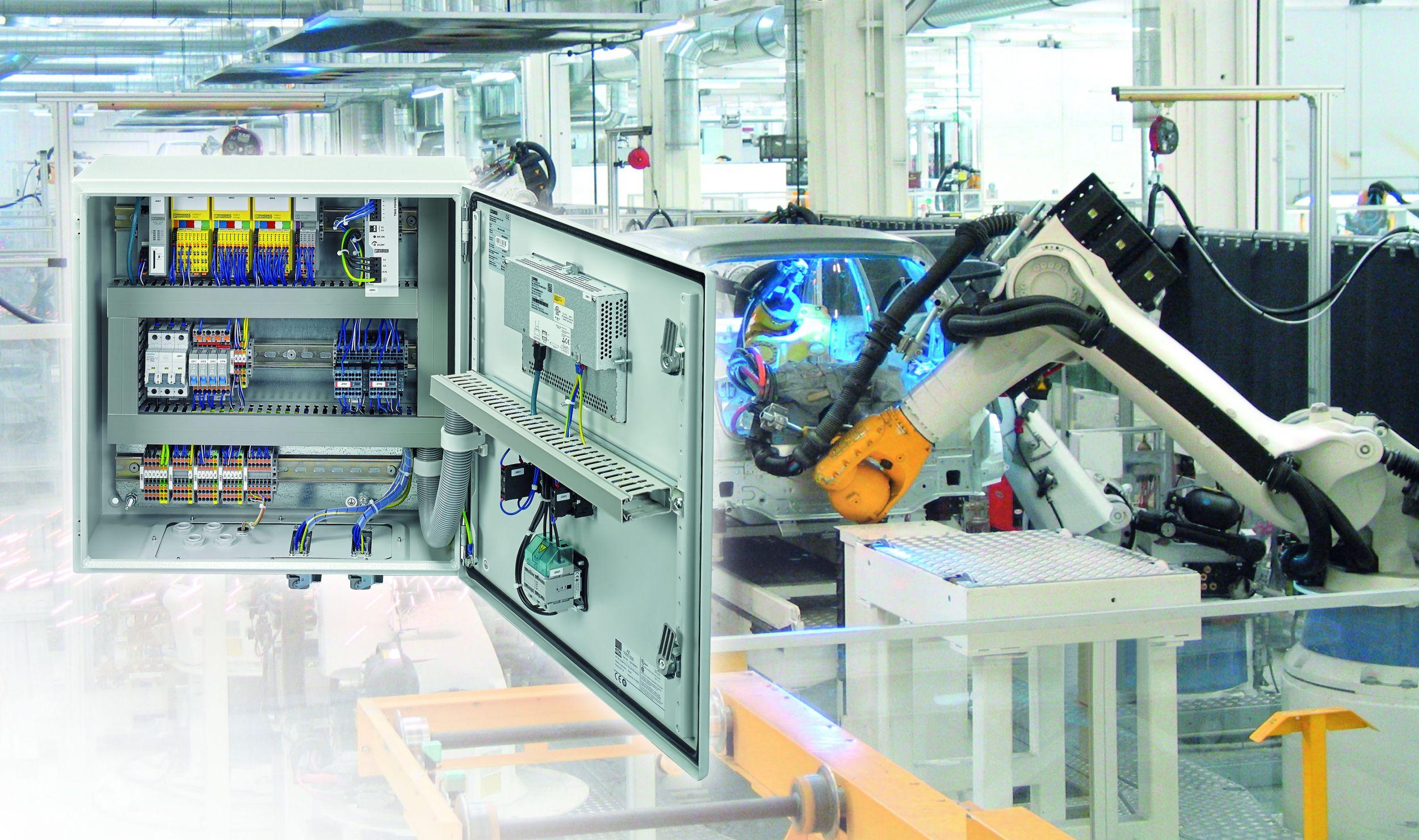 Industrie-4.0-Anforderungen wirtschaftlich umsetzen