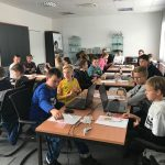 Bildungsinitiative mit Mini-Computer