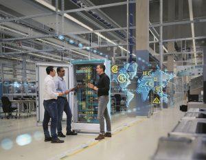 Global zertifiziertes Produktportfolio und umfangreiche Beratung