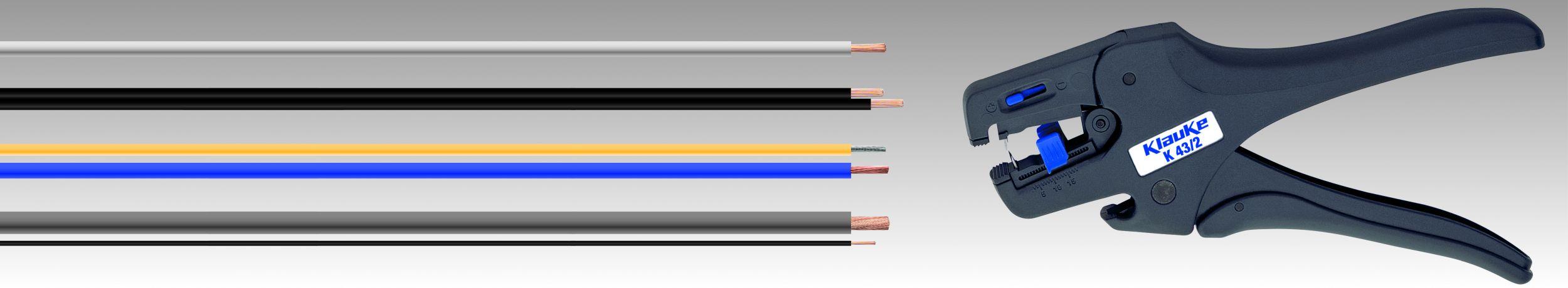 Die Firma Klauke bietet eine Vielzahl professioneller Werkzeuge. (Bild: Gustav Klauke GmbH)