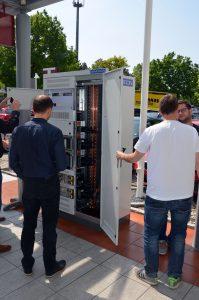 85 Schaltanlagenbauer waren Ende Mai zum Vamocon-Kundentag nach Ladenburg gekommen, zu dem die Firma Sedotec eingeladen hatte. (Bild: TeDo Verlag GmbH)