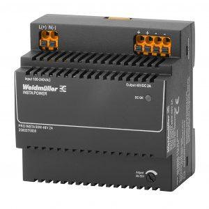 """Weidmüller """"INSTA-POWER"""": Kompakte und zuverlässige Schaltnetzgeräte für die moderne Gebäudeautomation. (Bild: Weidmüller Gruppe)"""