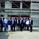 Richtfest bei Janitza Electronics in Lahnau: Großer regionaler Arbeitgeber stockt auf