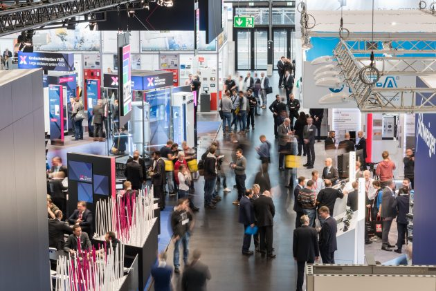SPS IPC Drives 2018 (Bild: MESAGO Messe Frankfurt GmbH)