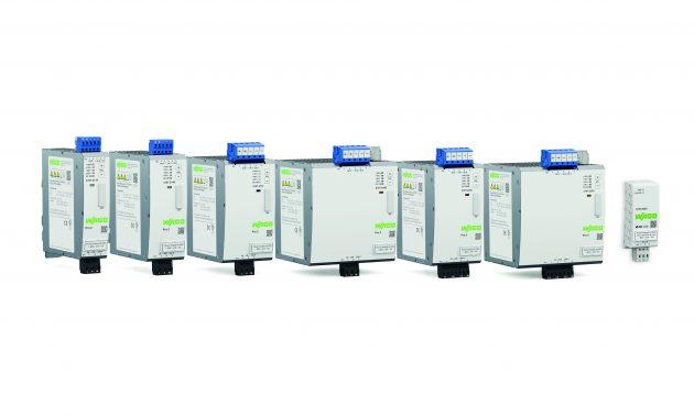 Die neue WAGO Stromversorgungsserie Pro 2 setzt neue Benchmarks bei der Kommunikation und Konfiguration mit Netzgeräten von 120 bis 960 Watt. (Bild: Wago Kontakttechnik GmbH & Co. KG)