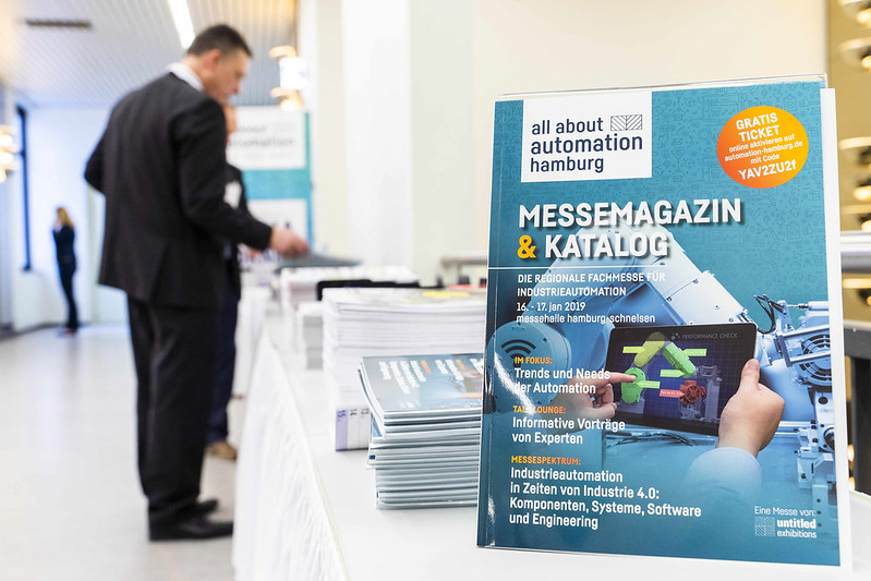 All About Automation 2020 startet in Hamburg