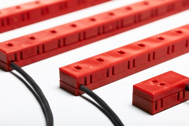 Das thermische Überwachungssystem Hotspot erkennt ungewöhnliche Wärmeentwicklungen an elektrischen Verbindungspunkten. (Bild: Mesafox Handelskontor GmbH)