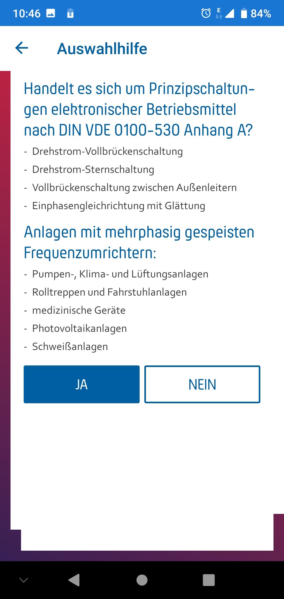 Die neue Auswahlhilfe-App für Smartphone und Tablet (Bild: Doepke Schaltgeräte GmbH)