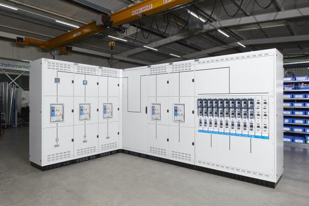 Hager Energieverteilersystem Unimes H (Bild: Hager Vertriebsgesellschaft mbH & Co. KG)